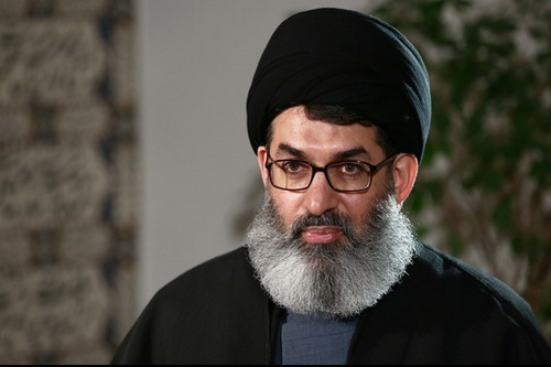 حجتالاسلام سید هاشم الحیدری