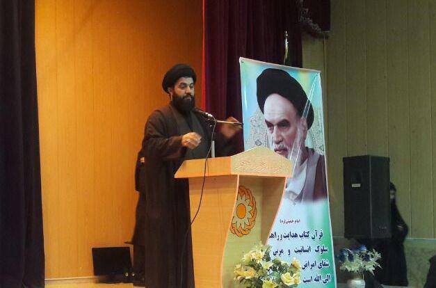حجت الاسلام و المسلمین سید حبیب الله موسوی