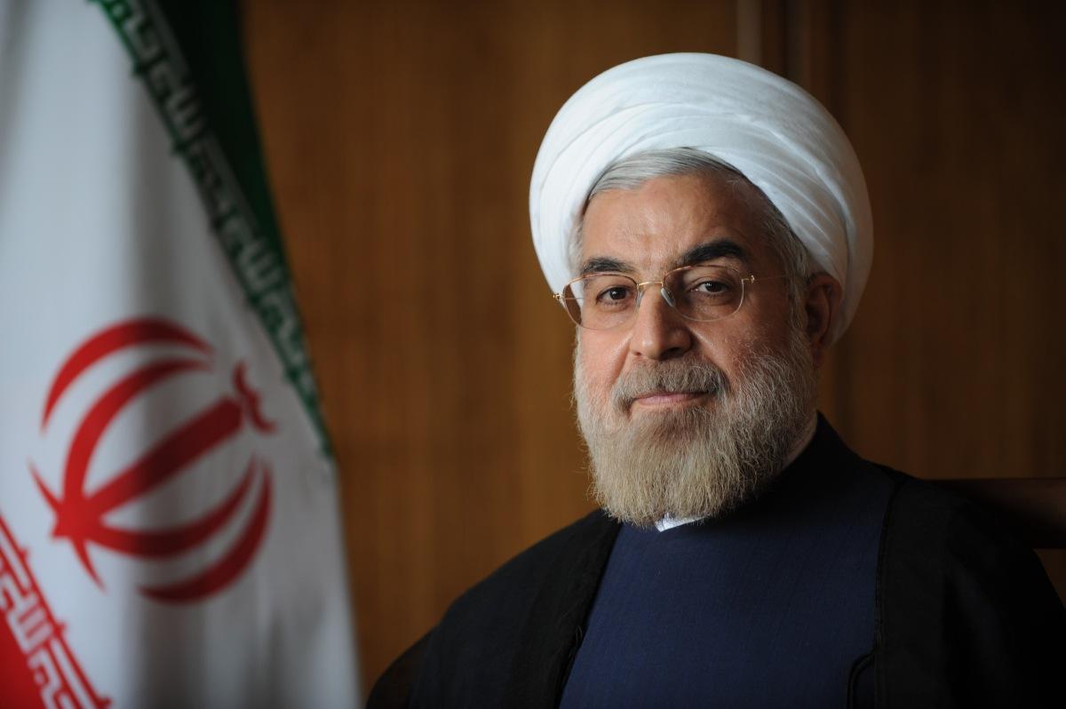 حجت الاسلام و المسلمین حسن روحانی