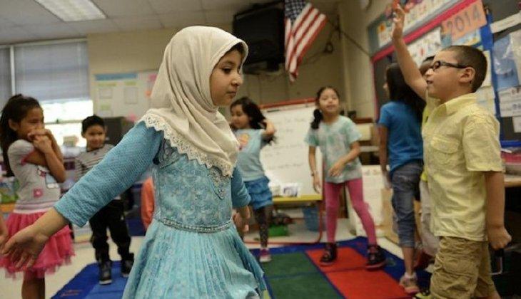 آزار جسمی و روحی کودک ۶ ساله مسلمان توسط معلم آمریکایی