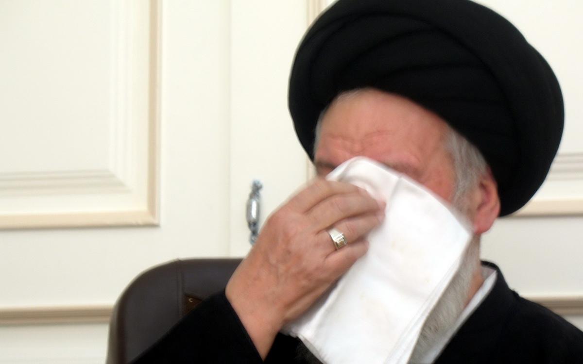 مصاحبه با آیت الله موسوی اردبیلی در سال ۱۳۸۵