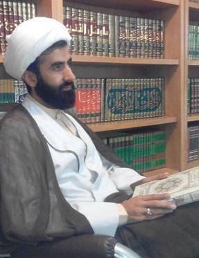 حجت الاسلام احمد نباتی