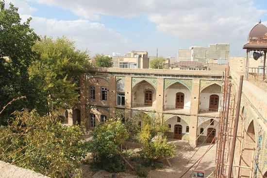 مدرسه سردارین قزوین