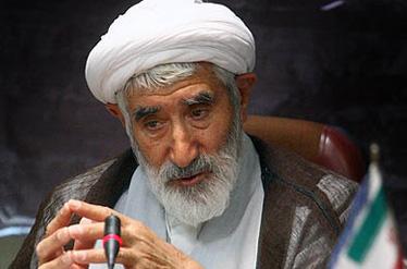 آیت الله احمد احمدی