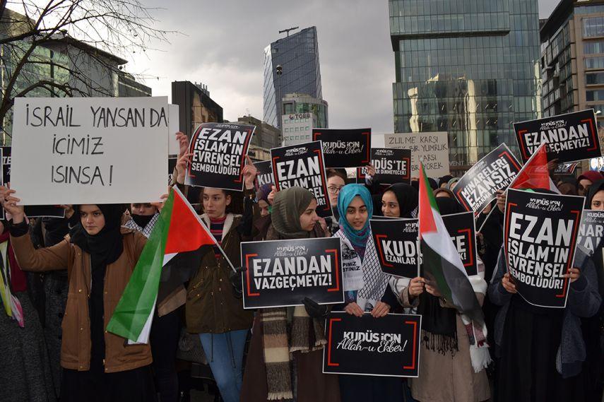 اعتراض ترکیه در اعتراض به قانون منع اذان در اسرائیل