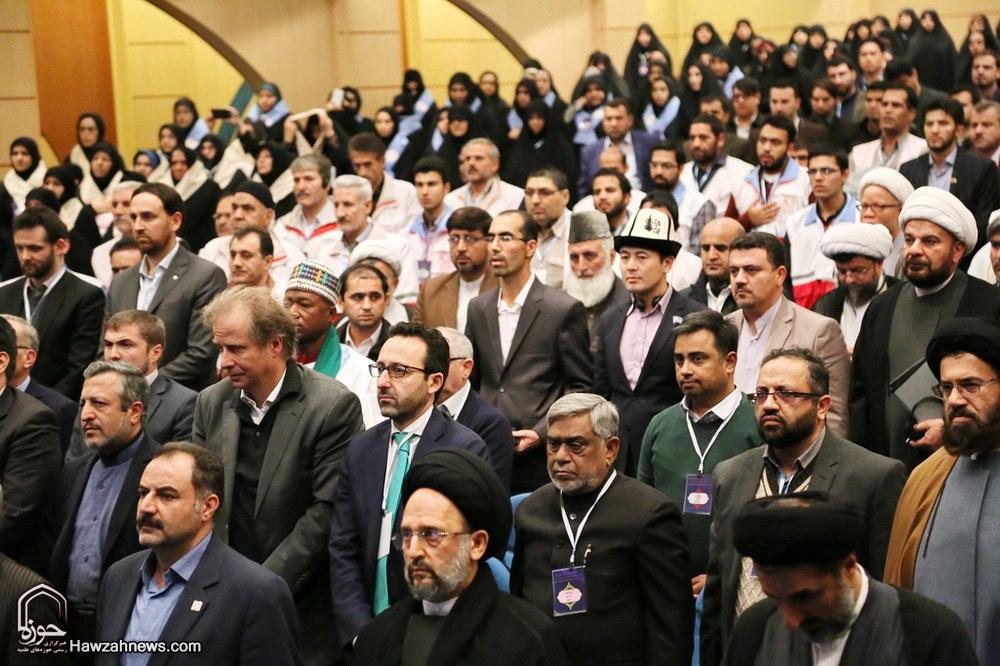 تصاویر/ دومین همایش بین المللی اسلام و حقوق بشر دوستانه بین المللی