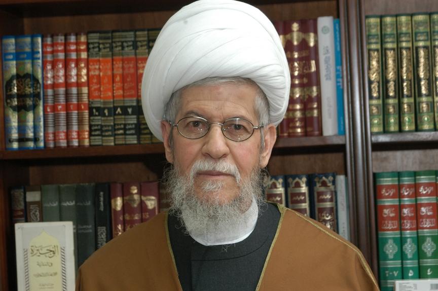 شیخ نابلسی