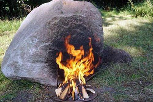 سنگ و آتش