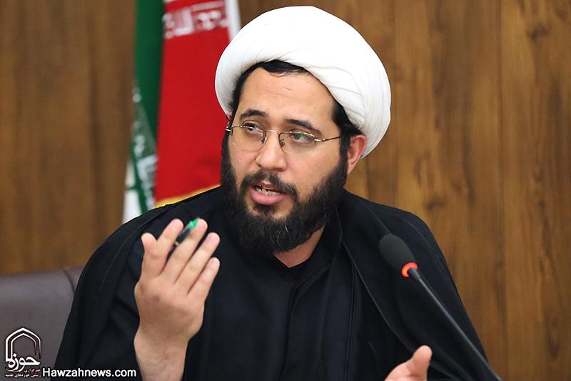 حجت الاسلام ناصری ، معاون آموزش حوزه علمیه خوزستان