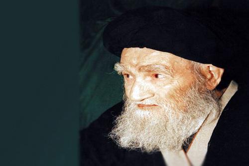 آیت الله سید محمد حسینی، معروف به آقا نجفی همدانی