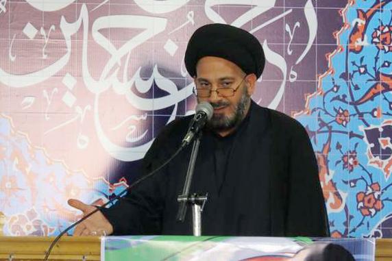 حجت الاسلام سید طالب موسوی ، کارشناس مسائل سیاسی