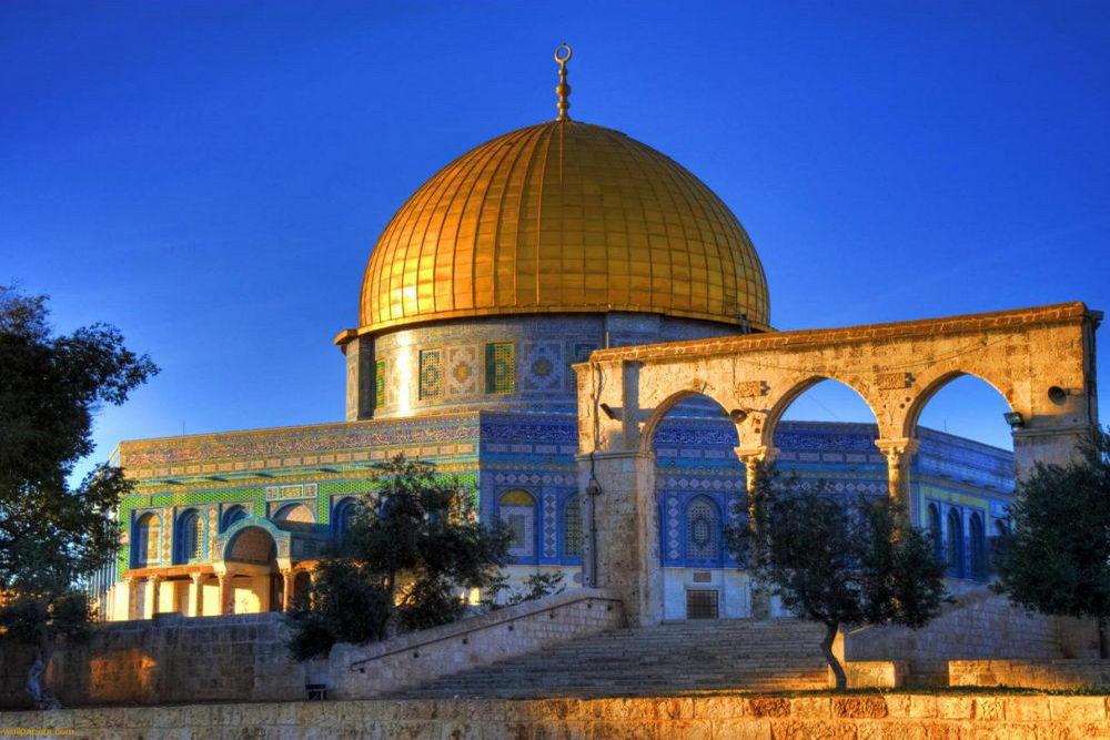 مسجد قبةالصخره
