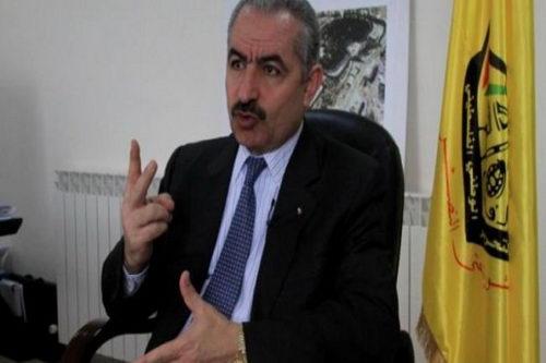 محمد اشتبة مسئول جنبش فتح
