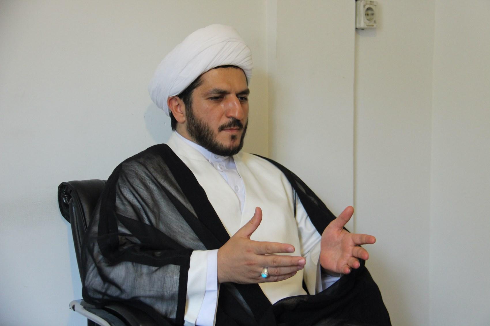 حجت الاسلام علیرضا سبحانی
