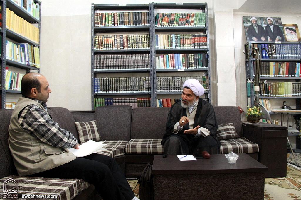 حجت الاسلام و المسلمین عبدالکریم بهجت پور در گفت وگو با حوزه