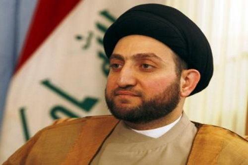سید عمار حکیم رئیس ائتلاف ملی عراق