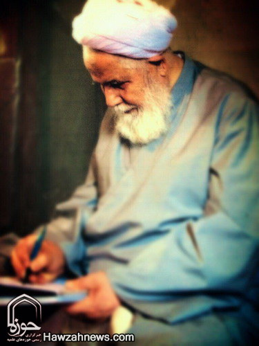آیت الله حاج شیخ اسدالله ربانی (ره)