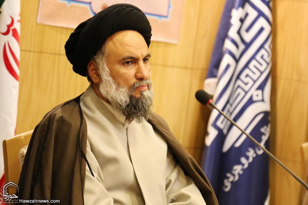 حجت الاسلام والمسلمین سید صادق محمدی