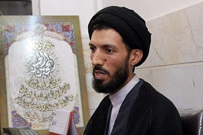 حجت الاسلام سیداسماعیل شاکر