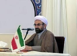 حجت الاسلام علی خادمی - مدیرکل تبلیغات اسلامی خراسان شمالی
