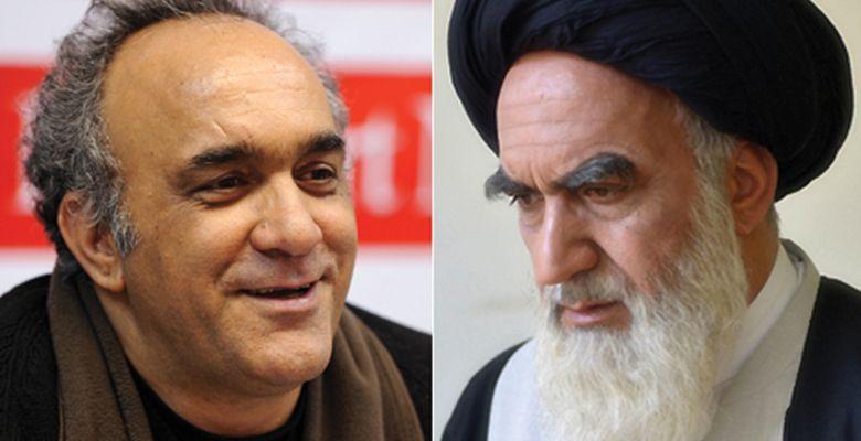 شکرخدا گودرزی بازیگر نقش امام خمینی(ره) در گفت وگوی تفصیلی با خبرگزاری