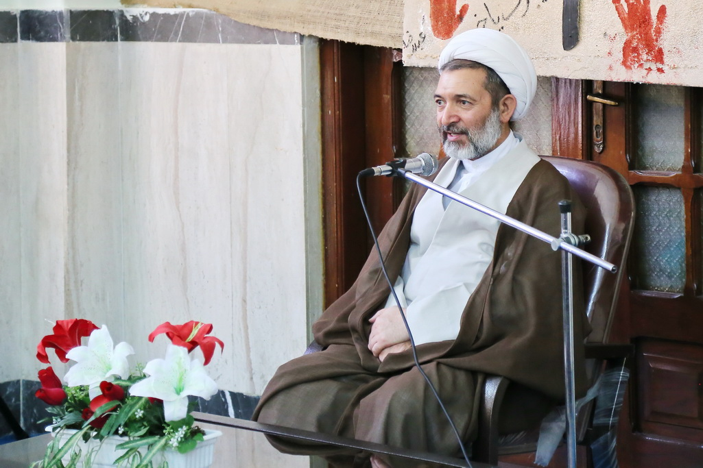 حجت الاسلام والمسلمین زمانی