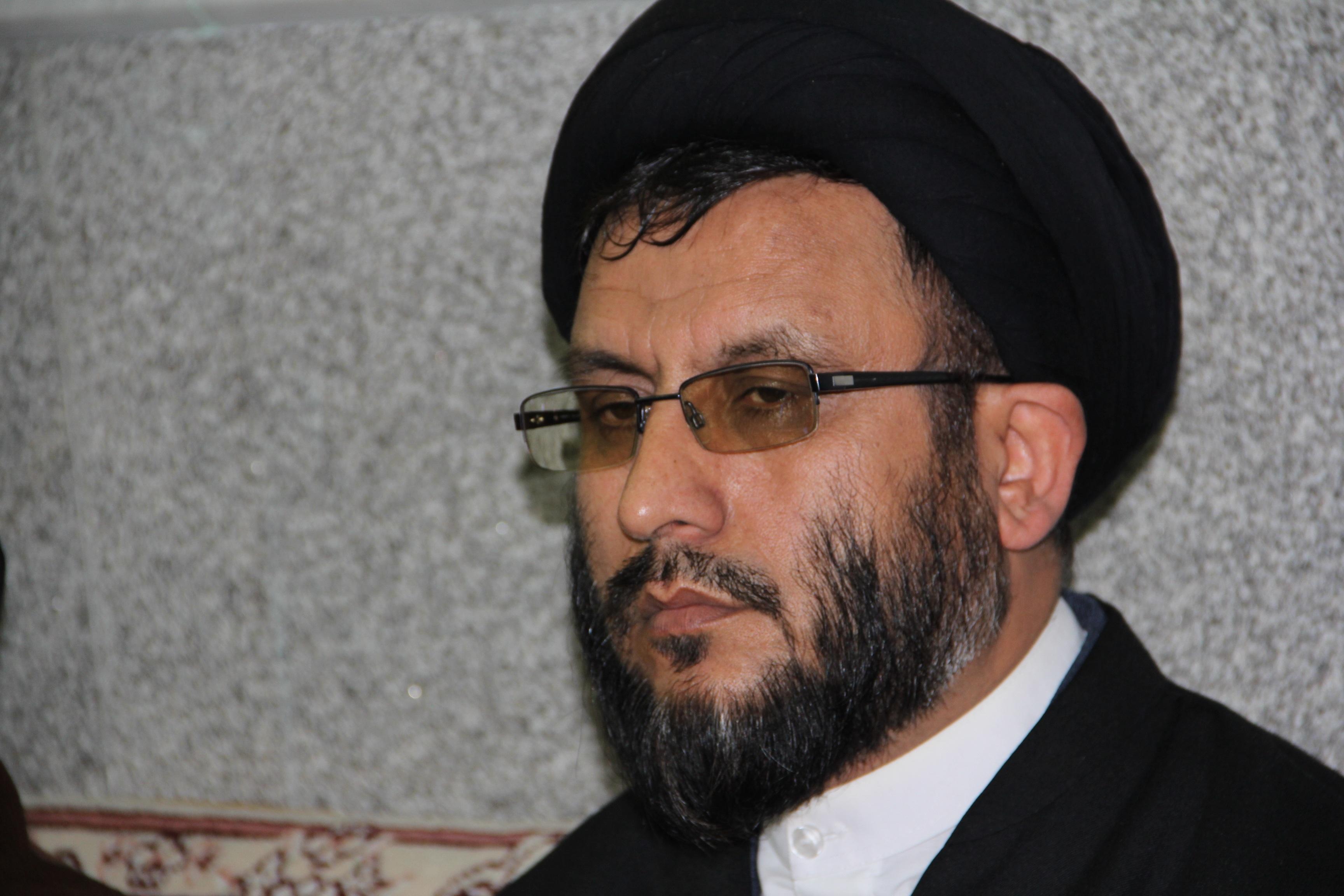 سیدعیسی حسینی مزاری دبیرکل حزب اسلامی تبیان افغانستان