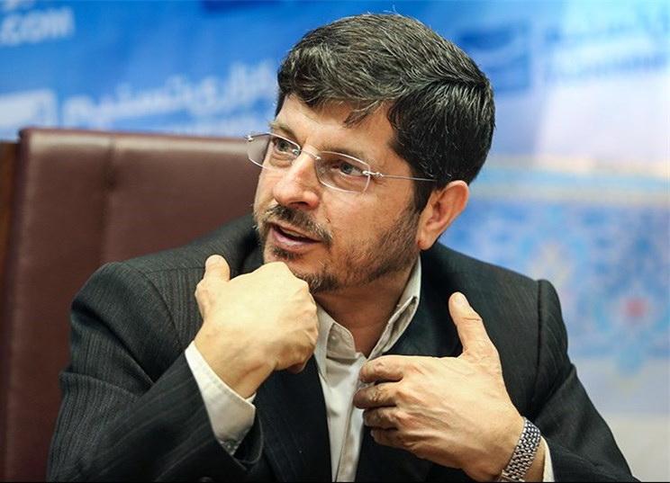 دکتر عباس خامهیار، معاون بینالملل سازمان فرهنگ و ارتباطات اسلامی