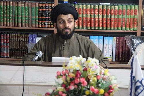 حجت الاسلام سید رضا موسوی نژاد