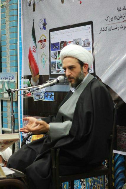حجتالاسلام علیرضا مستشاری