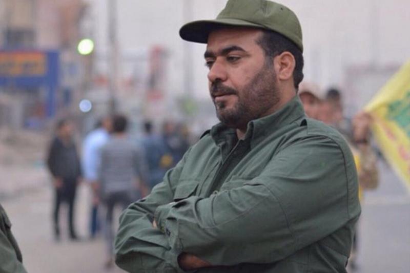 باسم الصافی دبیرکل حزب الله در بصره