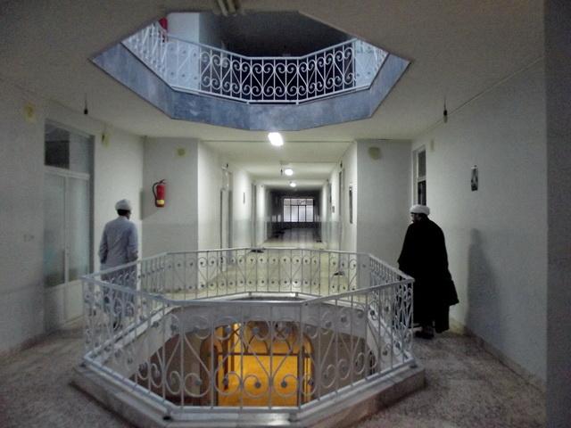 مدرسه علمیه حضرت ولیعصر(عج) قمصر
