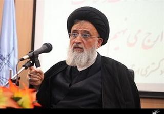 حجت الاسلام والمسلمین مدرسی-عضو فقهای شورای نگهبان