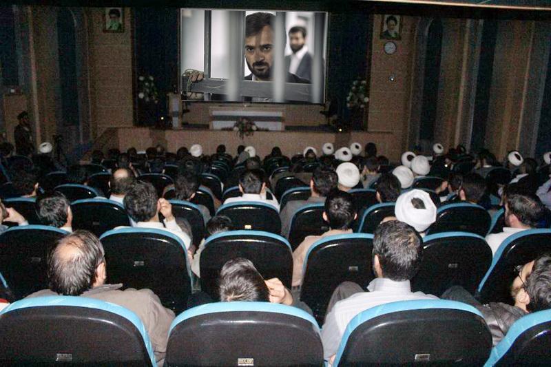 اکران فیلم های جشنواره فجر برای طلاب