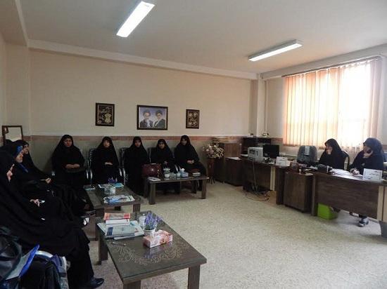 پژوهشگر حوزه خواهران قزوین