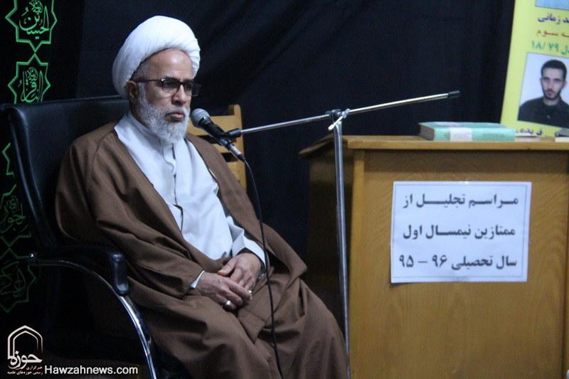 حجت الاسلام والمسلمین غفوری