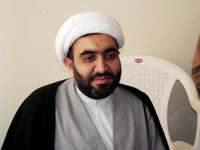 حجت الاسلام محمد جواد گلزار