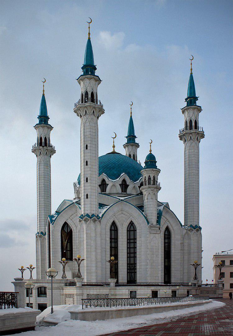 بررسی وضعیت مسلمانان و شیعیان روسیه