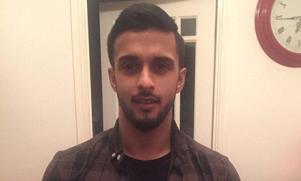 ممانعت از ورود معلم مسلمان انگلیسی به آمریکا