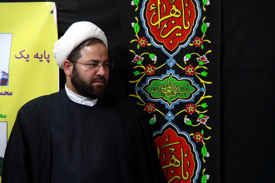 حجت الاسلام عبد الرضا محمودی
