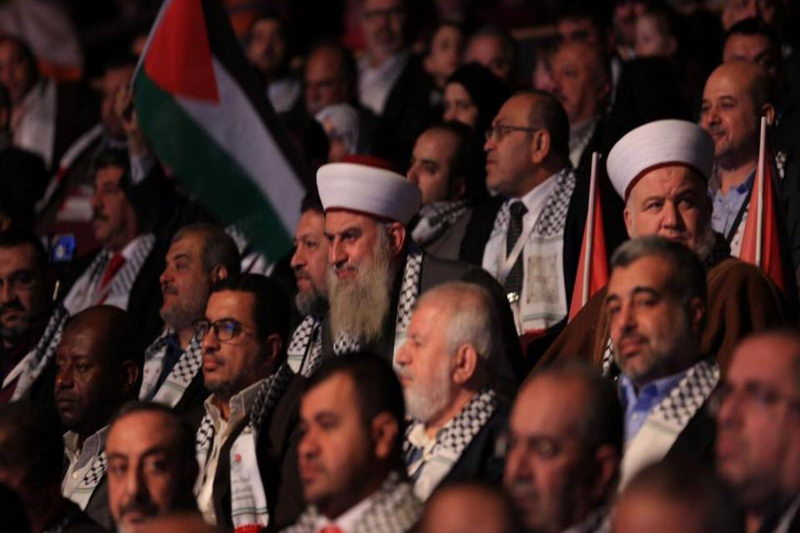 کنفرانس فلسطینی های خارج نشین در استانبول