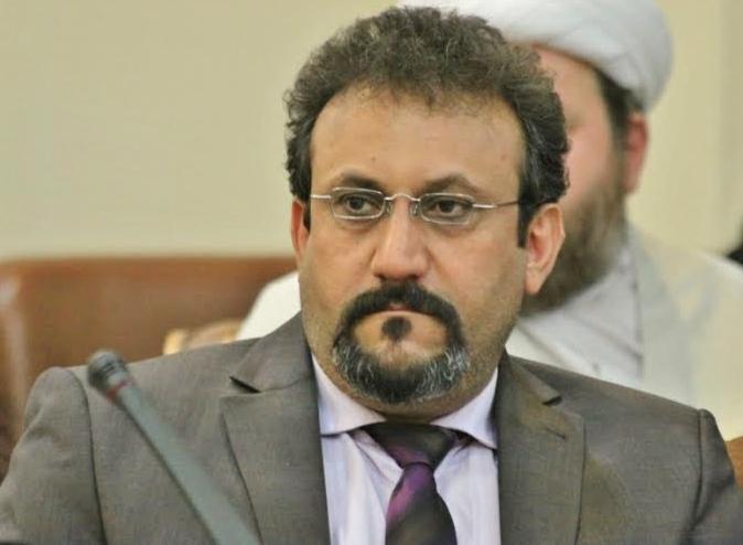 علی السرای ، نویسنده عراقی و رئیس سازمان بین المللی مبارزه با تروریسم و افراطی گری