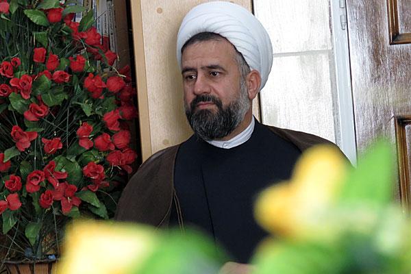 حجت الاسلام شمس/ مدیر حوزه علمیه یزد
