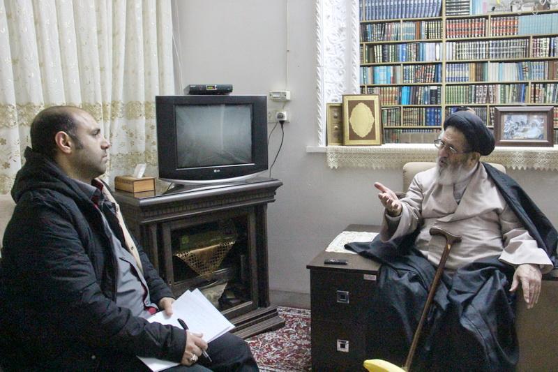 حجت الاسلام و المسلمین حسین جواهری قمی