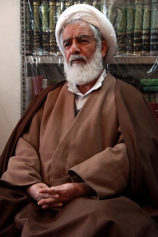 حجت الاسلام والمسلمین زمانی قمشه ای
