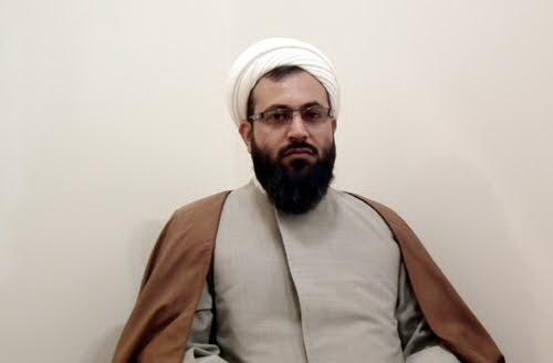 حجت الاسلام شهرام رضوانی زاده - حوزه کرمانشاه