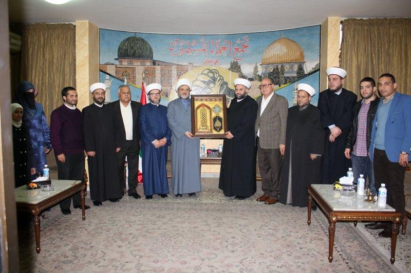 تجمع علمای مسلمین لبنان و جنبش الامه