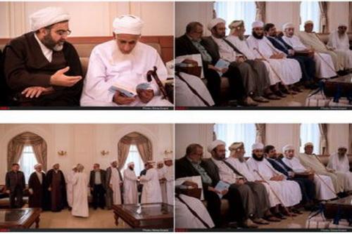 سفر هیئت حوزوی به عمان