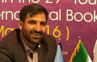 بهمن اکبری رایزن فرهنگی ایران در عمان