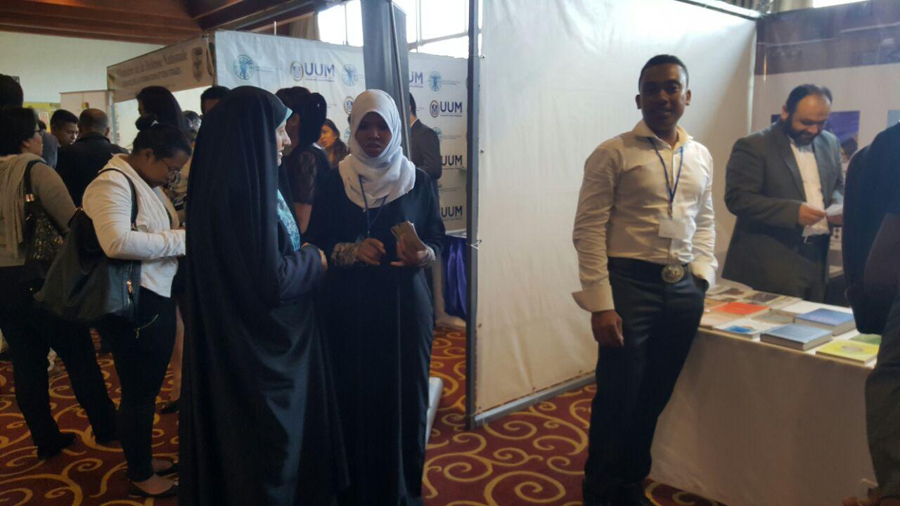 حضور المصطفی در نمایشگاه دانشگاه های برتر ماداگاسکار